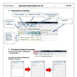 Gantt pearltrees 3364 tutoriel gantt project version 26 vers 17janv2014 ccuart Images