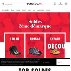 Chaussures   Sarenza N°1 de la chaussure en ligne   Pearltrees 3088f4b568d6