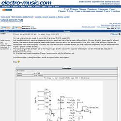 Electronic Circuits | Pearltrees