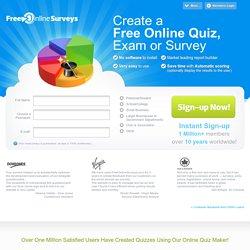 quizzes fun quizzes surveys make a quiz online quibblo
