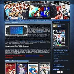 Free PSP Downloads - PSP Homebrew & PSP Emulators, PSP Custom