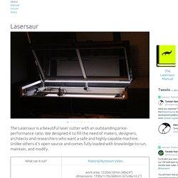 Lasersaur Manual | Pearltrees