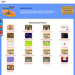Typing Games - Play challenging typing games online and learn to ...