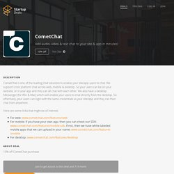 Cometchat dating scripts