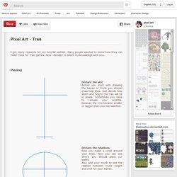 Pixel art tutorials | Pearltrees