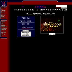 legend ps1 eboot