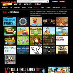 Free Online Puzzle Games And Board From AddictingGames