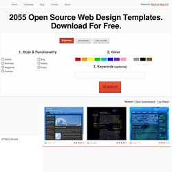 Open design community download free web design templates open design community download free web design templates maxwellsz