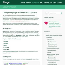 Django - tevinjosephko | Pearltrees