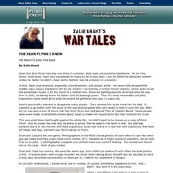 Tragic Hollywood :: Errol Flynn in Vancouver   Pearltrees
