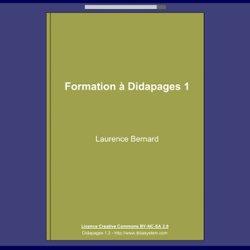 didapage 1 gratuitement