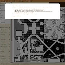 RPG Map Generator | Pearltrees City Map Generator on