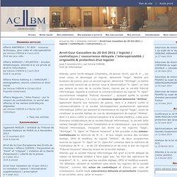 Affaire Markelys Beezik Sur Loriginalité Dun Logiciel Les
