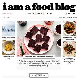 I am a food blog a recipe blog by stephanie le featuring fun and i am a food blog a recipe blog by stephanie le featuring forumfinder Images
