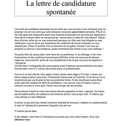 CV   LETTRES DE MOTIVATION | Pearltrees