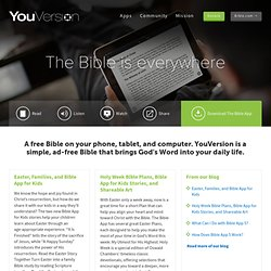 YouVersion Online Bibles | Pearltrees