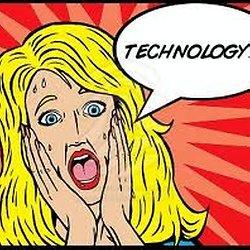 """Résultat de recherche d'images pour """"scared by technology"""""""