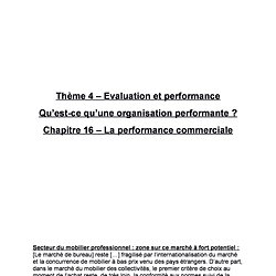 Performance Commerciale Isabelmaria Pearltrees