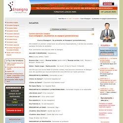 espagnol débutant cours en ligne gratuit