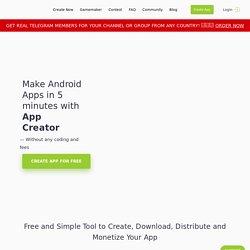 game app maker no download