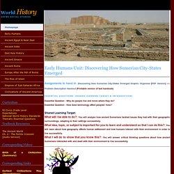 crash course world history mesopotamia