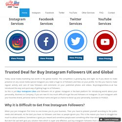 Buy Instagram likes and Followers UK As low £1 99 get 500