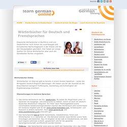 deutsche wörterbuch online