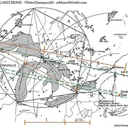Ley Lines Wisconsin Map Map Of Us Western States - Us-ley-lines-map