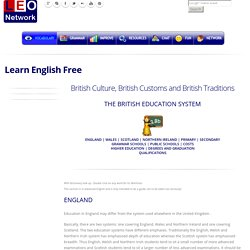 British customs and traditions essay