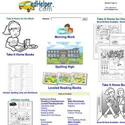 Edhelper Reading Comprehension Worksheets Worksheets for all ...