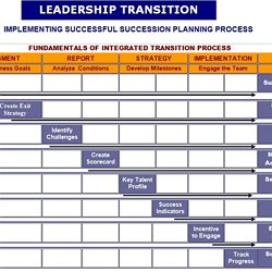 Leadership Transitions Pearltrees - Executive transition plan template