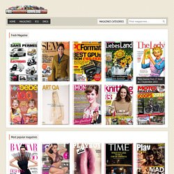 Magazine Sites | Pearltrees