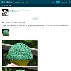 0e7b3c7d2 Baby Hats | Pearltrees