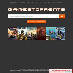 giochi gamestorrents