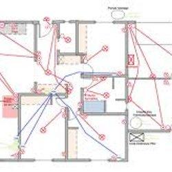 exemple de schma lectrique dune maison - Schema Installation Electrique D Une Maison