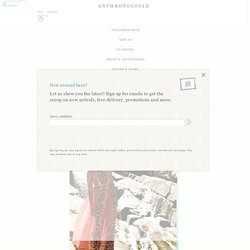 8c0fc7263fef Welcome to Anthropologie Europe - Anthropologie.eu | Pearltrees