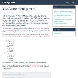 Yii Framework | Pearltrees