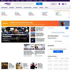 Yahoo Finance Business Finance Stock Market Quotes News Prepossessing Yahoo Finance  Business Finance Stock Market Quotes News