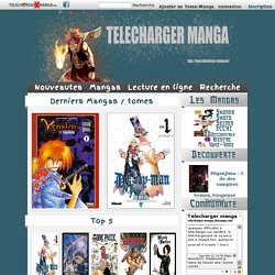 site de telechargement manga