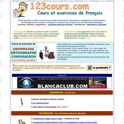 français classe de 5ème