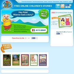 Free Online Kids Stories & Children Books. 30+ Stories…