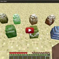 Minecraft Dinosaurs Episode 19 Worst Triceratops Ride Ever