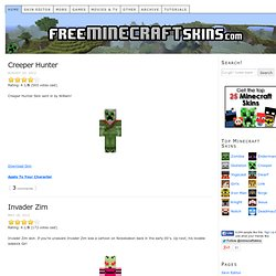 minecraft skins pearltrees