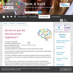 etudier les neurosciences