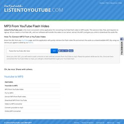 Youtube mp3 converter video de sexy