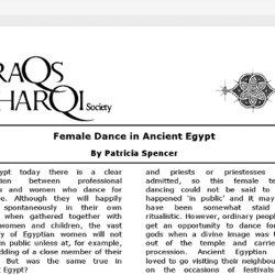 ancient egypt speech