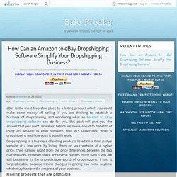 SaleFreaks-Online Retail Arbitrage (benshenkar) | Pearltrees