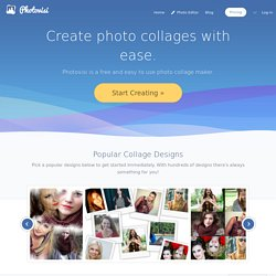 Free Online Photo Collage Maker | Pearltrees