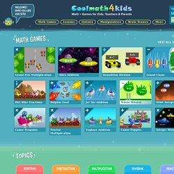cool math games for free