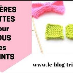 Lisières nettes pour tous les points de tricot 258d9baf807e